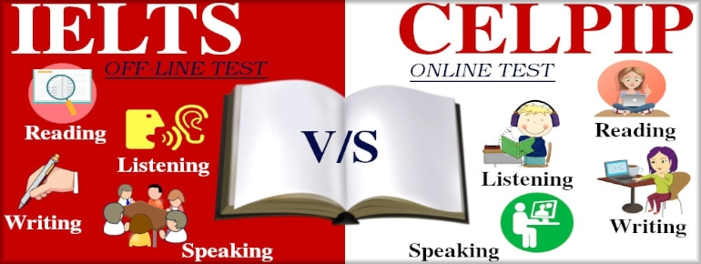 difference between ielts and celpip